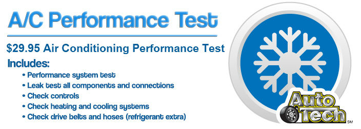 A/C Performance Test